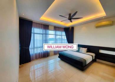 BEST VIEW ! The View Condo Full Furnish 2088sf Gelugor