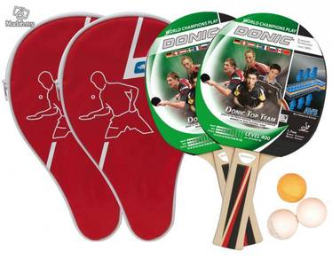 Donic Top Team level 400 Set Table Tennis (Euro)