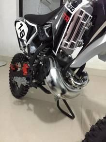 Motorcross 80cc new motor 2018 kepong
