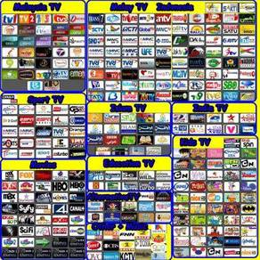 (LIFETIME HD) Idea TvBox Smart Android tv box
