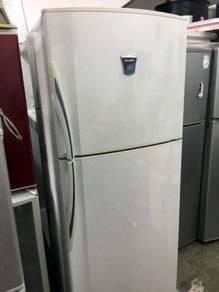 Refrigerator Fridge Big Freezer Peti Sejuk Sharp