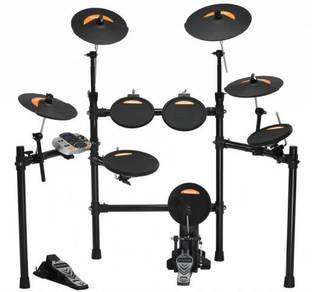 New NUX DM-4 9-piece Pro Electronic Drum Kit