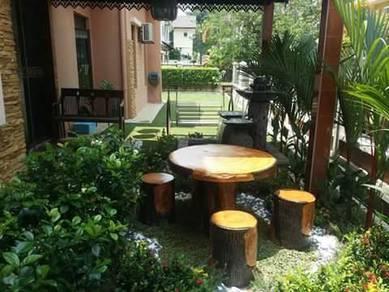 Pokok potong/tanam rumput/landscap/garden+