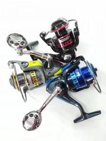 (NEW) IKANO F15 2000 ~ 6000 Fishing Reel Pancing