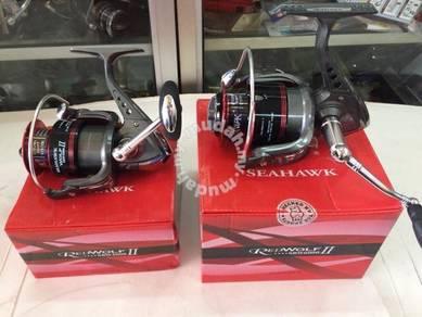 Seahawk RedWolf II 4000 & 6000 Fishing Reel