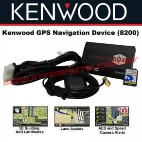 Kenwood ps-8200 gps navigator box