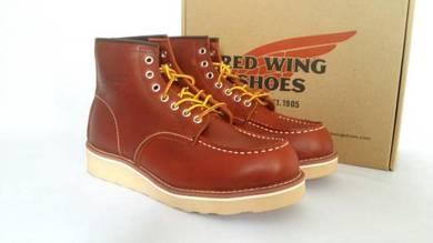 Redwing Red Brown Ready Stock