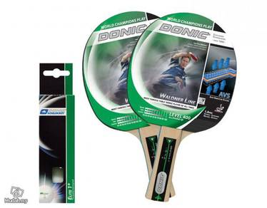 Donic Waldner level 400 Table Tennis Set (Euro)