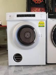 Electrolux dryer machine automatic front load 7kg