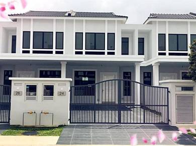 Bangi 24x70 Freehold Double Storey Fully Extend with 24h Security