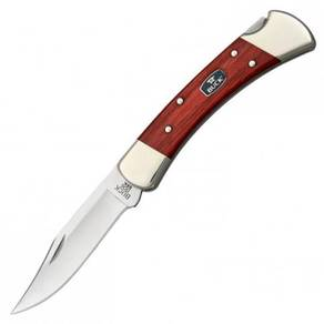 Buck 110 Hunter EDC Knife (Chairman Series) Pisau