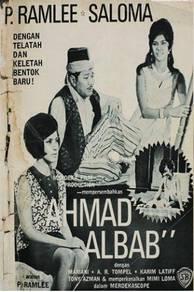 Poster AHMAD AL BAB P RAMLEE