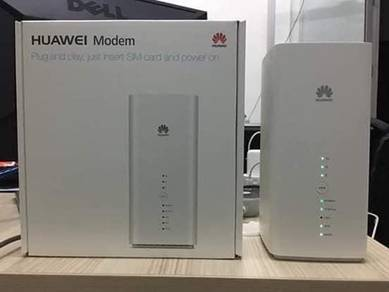 Huawei 4G LTE router modem B618 unlocked NEW