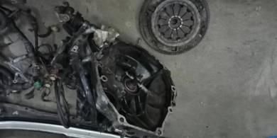 Mazda 6 GG 2.0 gearbox auto