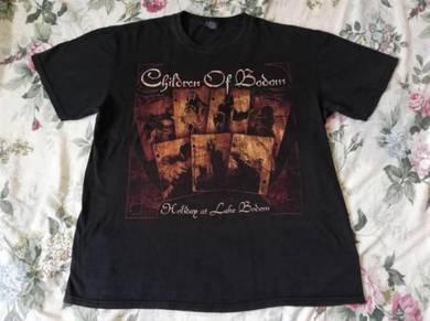 Baju Band Children Of Bodom Holiday At Lake Bodom