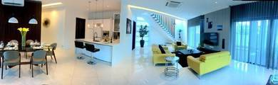 Brand New Double-Storey Detached House at Stutong