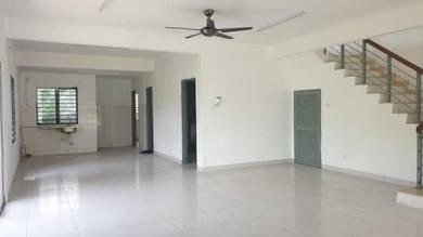 CAHAYA SPK >CORNER 53x80sf< Teres House Shah Alam seksyen u9