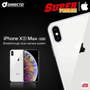 APPLE iPhone XS MAX (64GB)100% SET ORIGINAL-OFFER