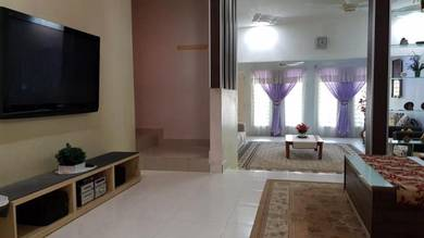 Desa Coalfields 2sty Terrace House FULLY RENOVATED Nice Condition