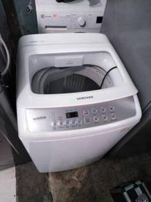 7.5k Washer Auto Automatic Machine Mesin Fully Top