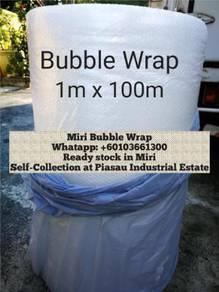 Bubble Wrap Rolls 1m x 100m