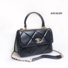 New Arrival Hard Leather Bag