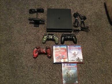 PS4 Slim fullset bundle