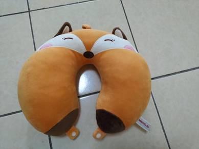 Miniso Fox Neck Cushion