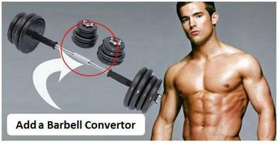 Dumbbell connector-30cm-SMARTLIFE