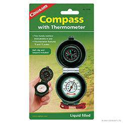 17RAG COGHLANS Compass Thermometer