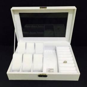 Jewellery organizer watch box 06
