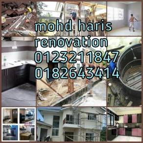 Tukang rumah> area Putrajaya, mohd haris