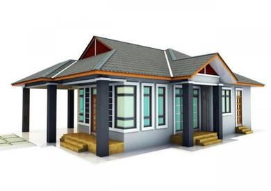 Buat Rumah Mewah Di Pahang