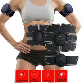Best Slimming Belt Six Pack EMS Abtronic X8 Murah