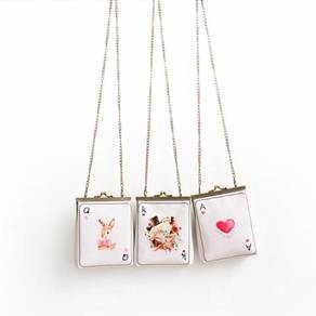 Poker rabbit love slingbag bag HB198