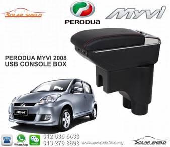 Perodua Myvi USB Armrest Console Box USB Arm Rest