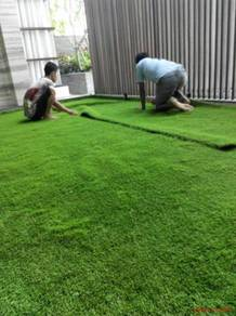\ tanam rumput/pokok potong/landscap/garden
