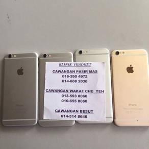 6Plus 64gb fullset origanal iphone
