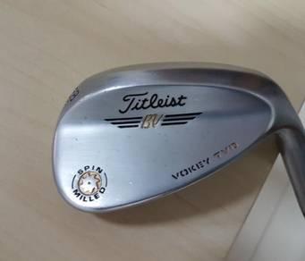 Titleist Spin Milled Vokey Design Golf SW