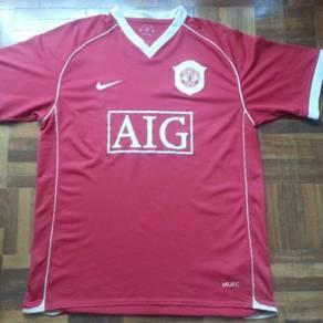 Manchester United 2006-07 jersey/jersi