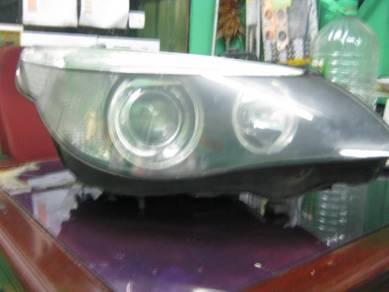 Head Light EAGLE E60 WIRING