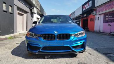 BMW F30 M3 Bodykit with Fender Set Kit