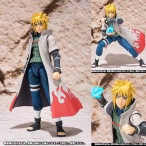 SHF Naruto shippudden minato sasuke kakashi figure