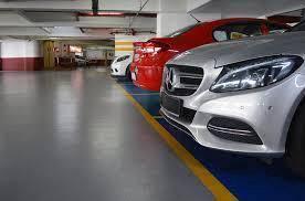Carpark in JB for rental