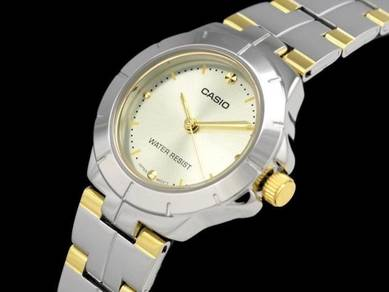 Watch- Casio Ladies LTP1242SG-9 -ORIGINAL