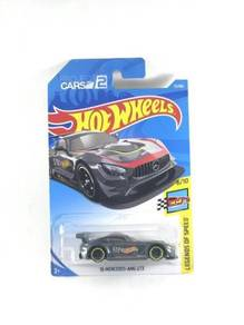 Hotwheels Mercedes-AMG GT3 '16 #6 Grey