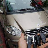 Mercedes remote control
