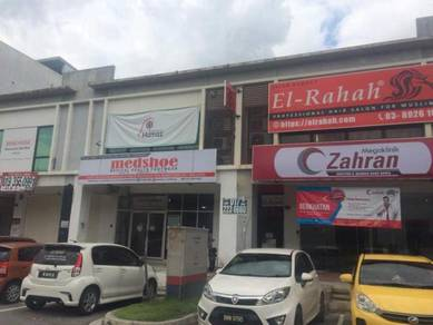 Bangi 2.5 Storey Shop Office 5.2% Return