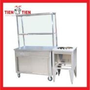 Stainless Steel Mee/Chicken Rice Stall Set