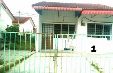 Klebang Restu Middle Corner One Storey House below market